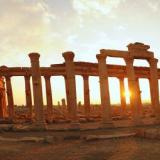 Тріумфальна арка – Пам'ятки Сирії