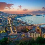 Нове місто Неаполь – Італія