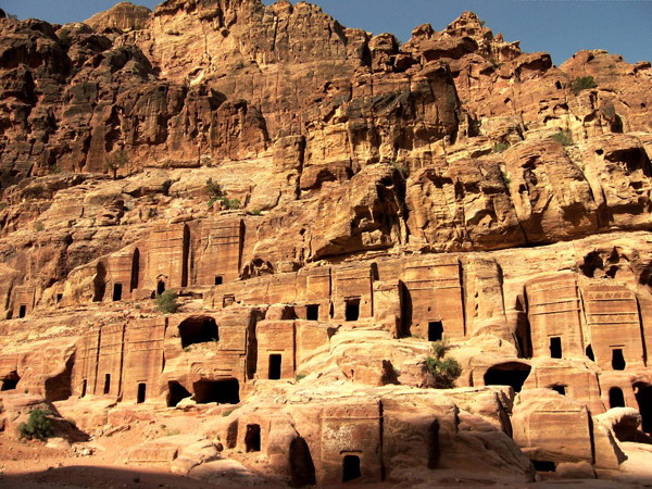 Петра в Іорданії