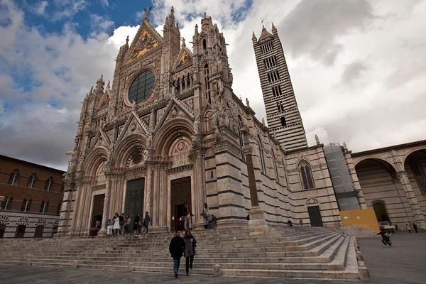 Кафедральний собор в Сієні