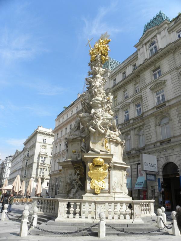 Чумна колона в Відні