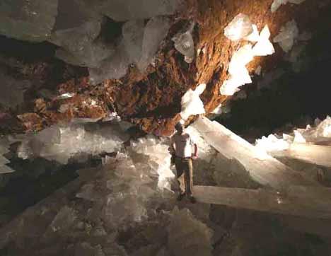 Печера гигантських кристалів