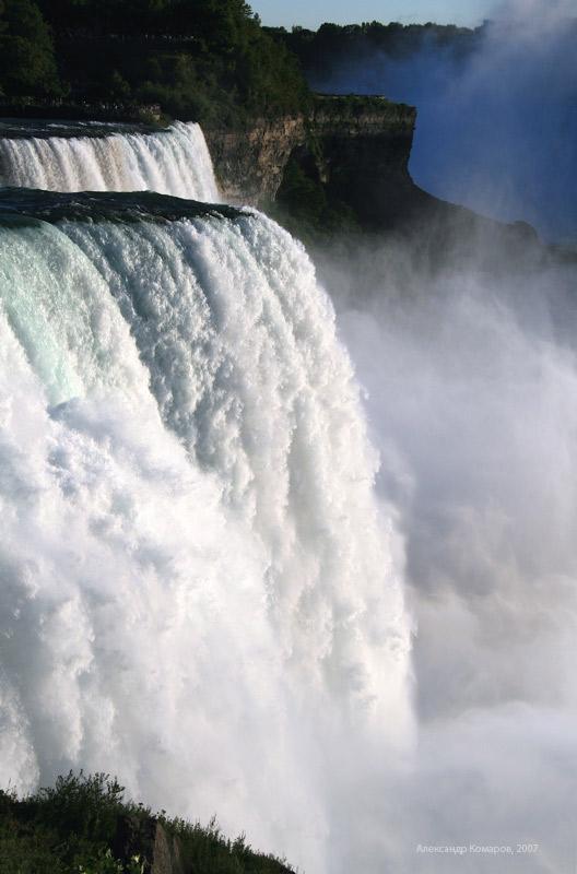 Велич природи. Ніагарський водоспад