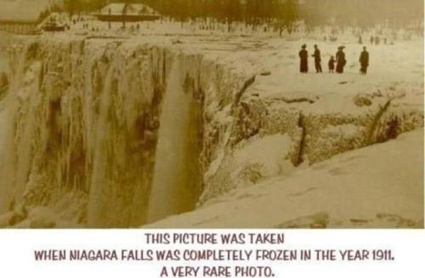 Замерзла Ніагара