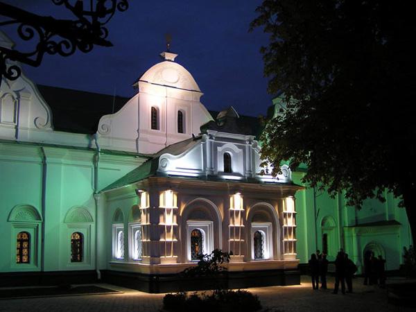 Музей історичних скарбів і коштовностей Україні