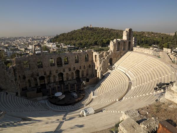 Акропіль. Афіни. Греція