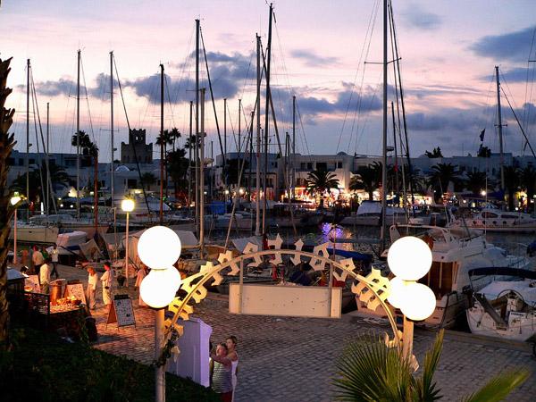 Порт Ель Кантауі