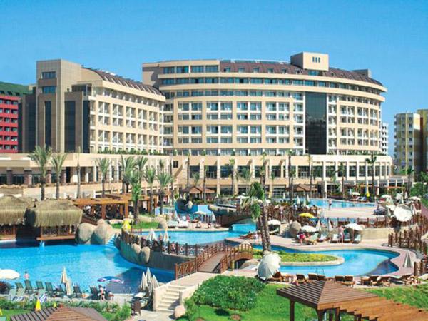 Турція. Готель в Анталії