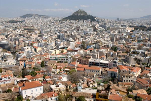 Афіни. Греція
