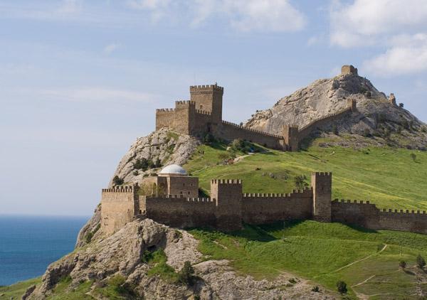 Генуезьська фортеця