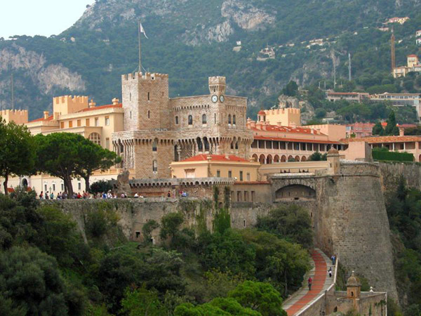 Фортеця в Монако