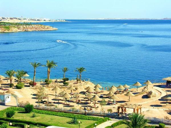 Шарм-Ель-Шейх. Пляж