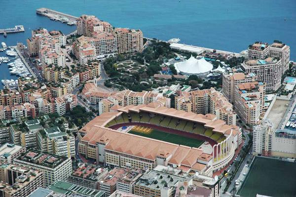 Стадіон в Монако