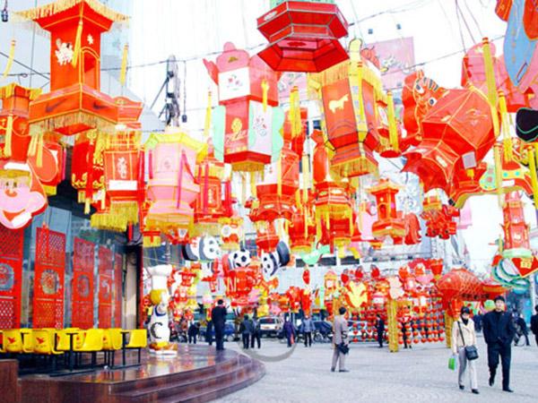 Вулиці Китаю