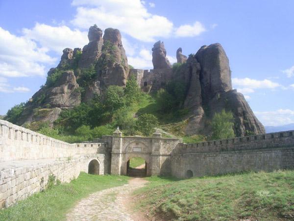 Замок Белоградчик в Болгарії