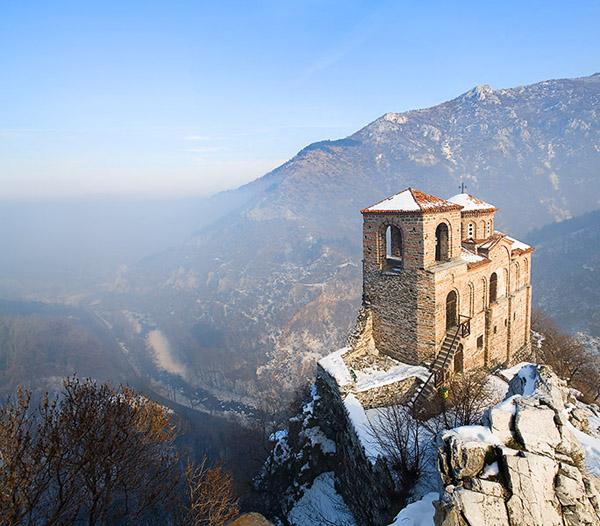 Асенова Фортеця в Болгарії