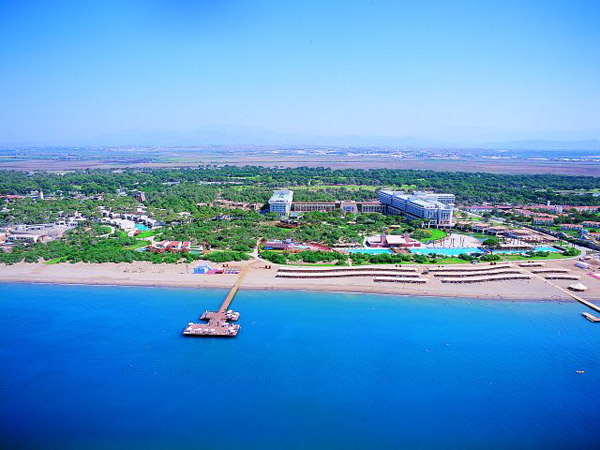 Узбережжя Белеку