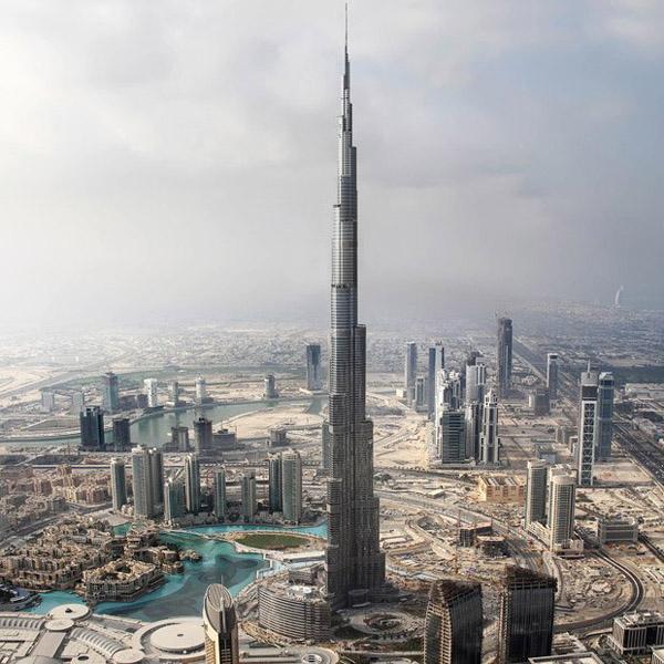 Бурдж-Халіфа, Дубаї