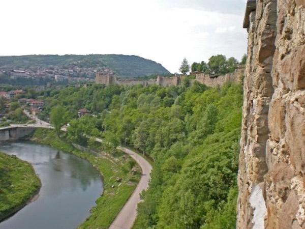 Замок Царевець в Болгарії