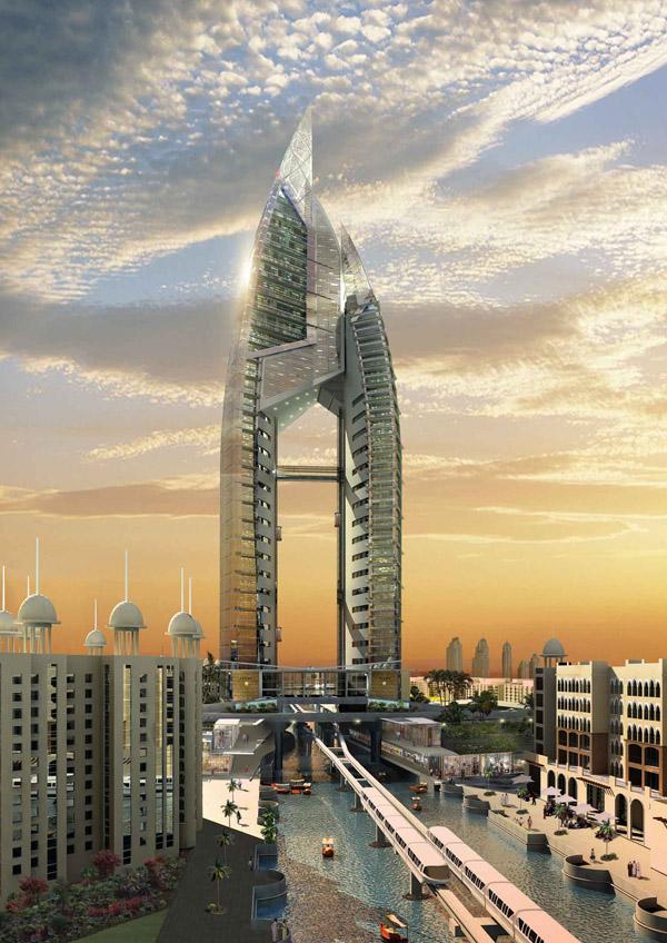 Ще один готель в Дубаї