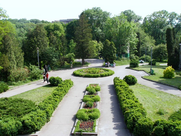 Ботанічний сад Фоміна