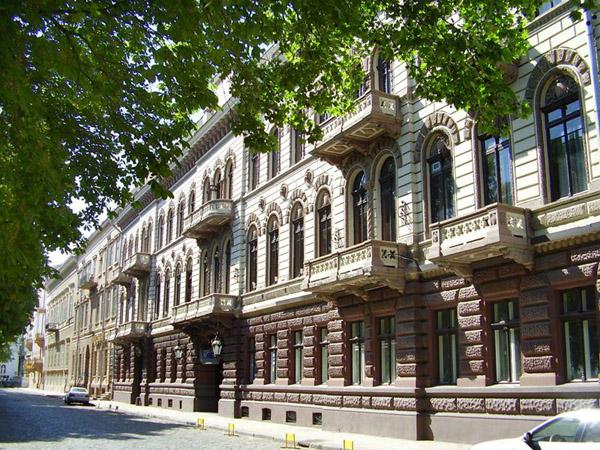 Лондонський готель в Одесі