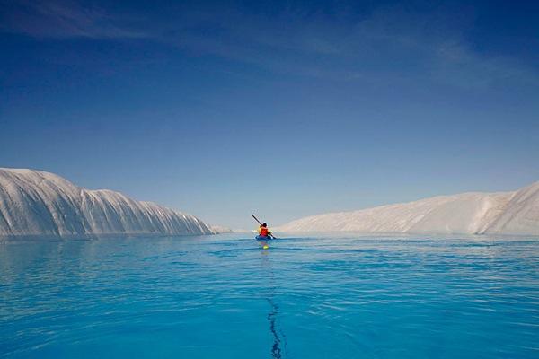 плавання на байдарці