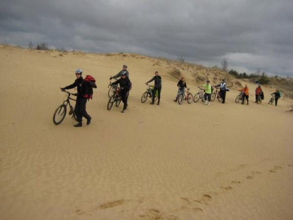 Тур по пустелі
