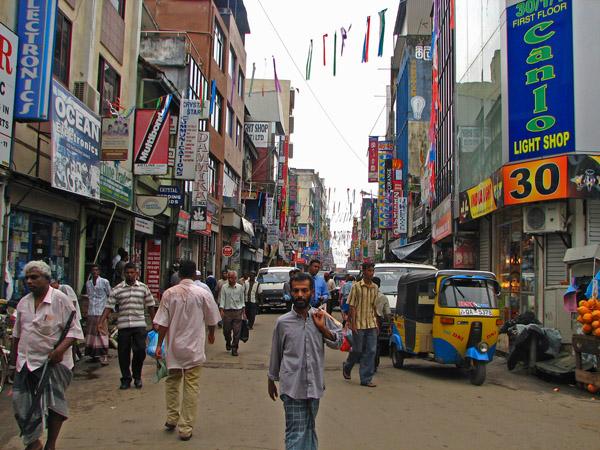 Коломбо, Шрі-Ланка