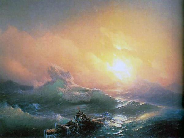 Картина Айвазовського