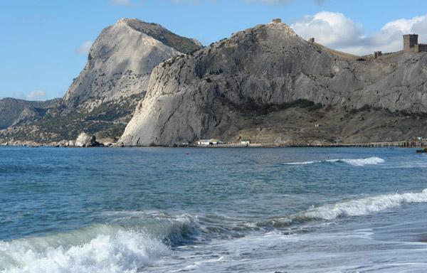 Гора Сокіл біля Судаку