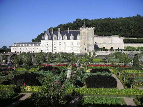 Замок у Франції Вілландрі