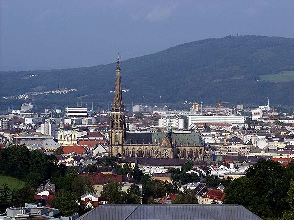 Лінц, місто в Австрії