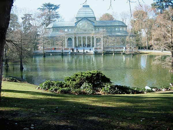 Парк Ретіро в Мадриді