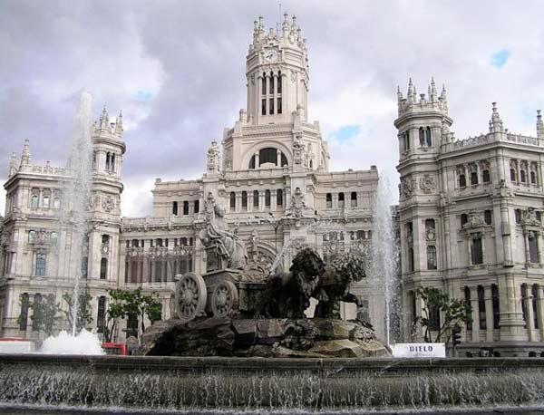 Сетіро. Мадрид