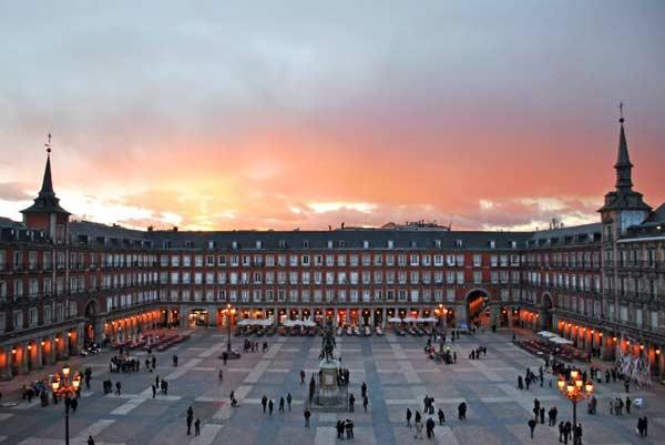 Головна площа Мадриду