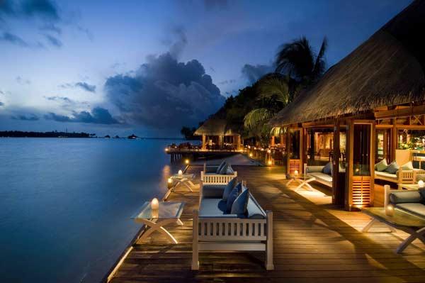 Готель на Мальдівах