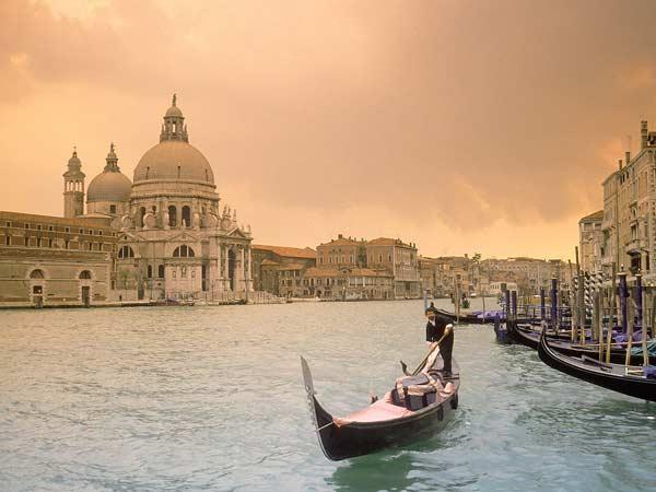 Венеція - саме романтичне місто