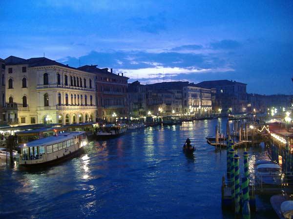 Венеція вночі