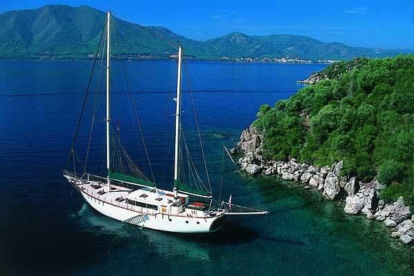 Яхтінг в Хорватії