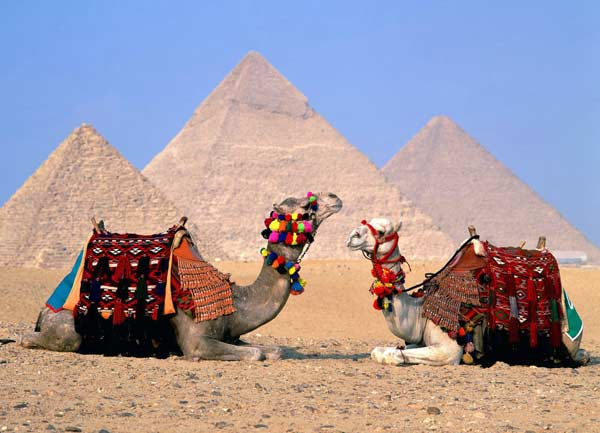Єгипетські піраміди