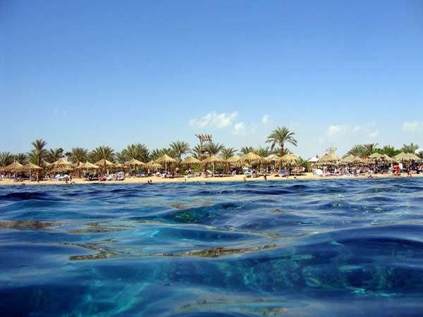 Єгипет навесні