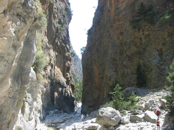 Самарійська ущелина