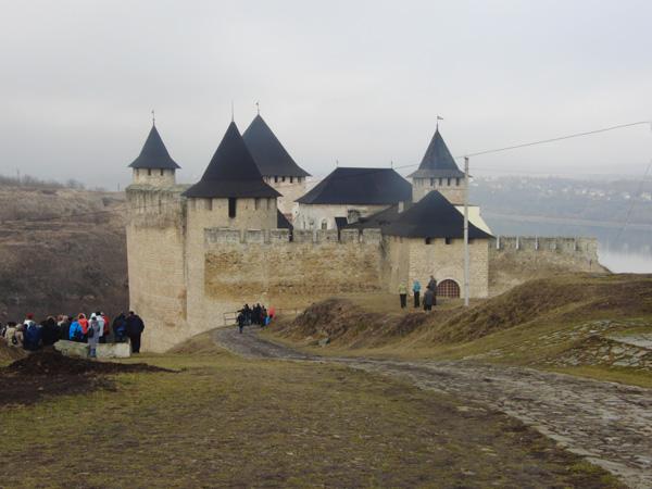 Фортеця в Хотині