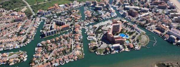 Емпуріабрава – сучасна Венеція