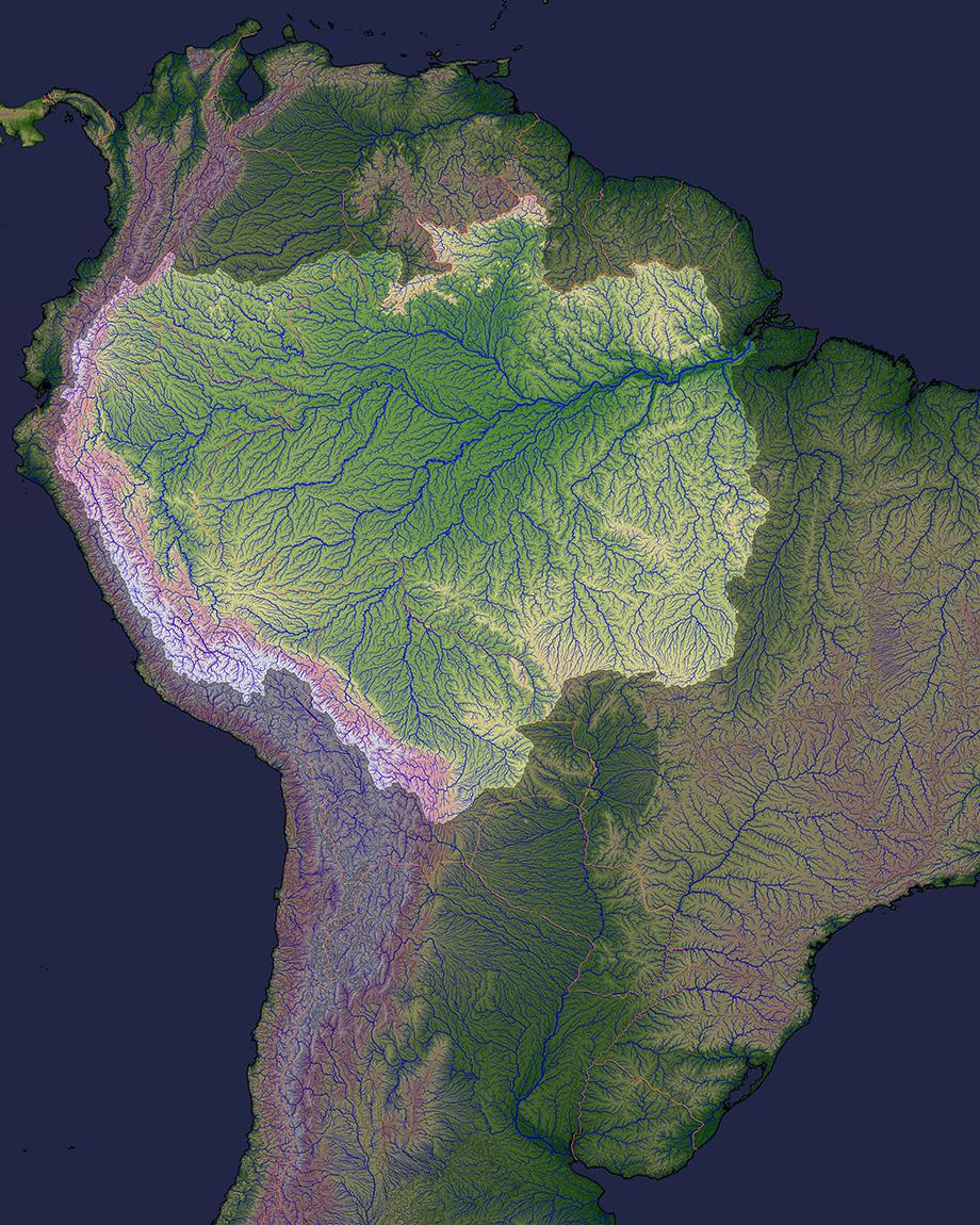 Басейн річки Амазонка