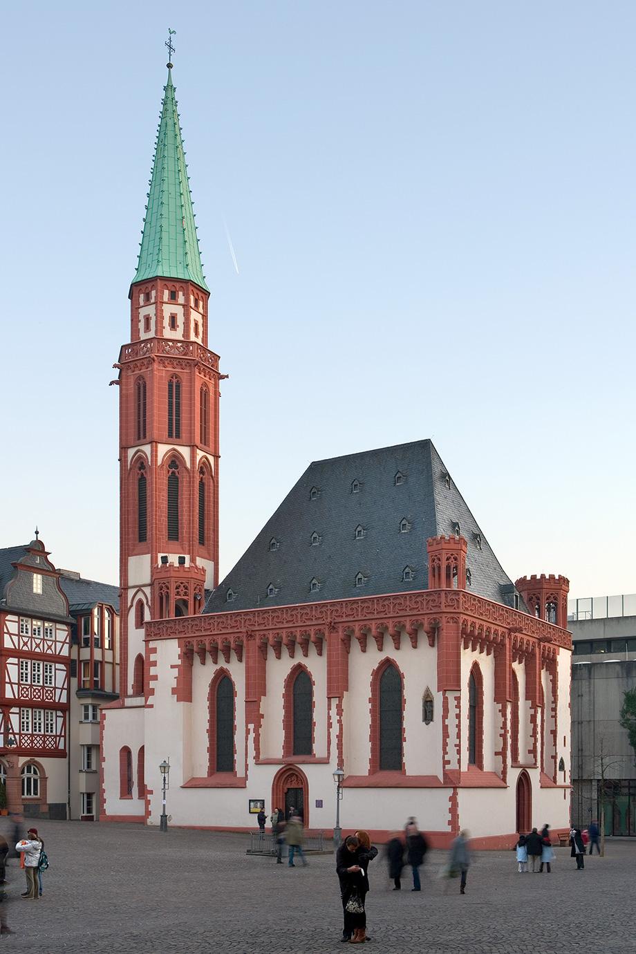 Собор Святого Миколая в Франкфурті