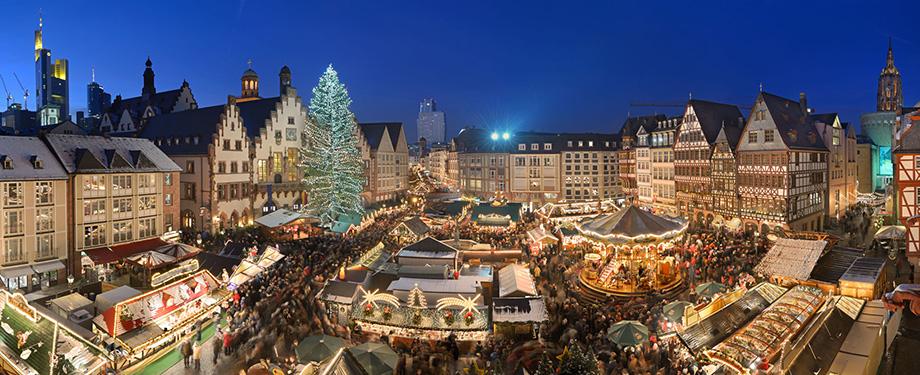 Різдво в Франфурті