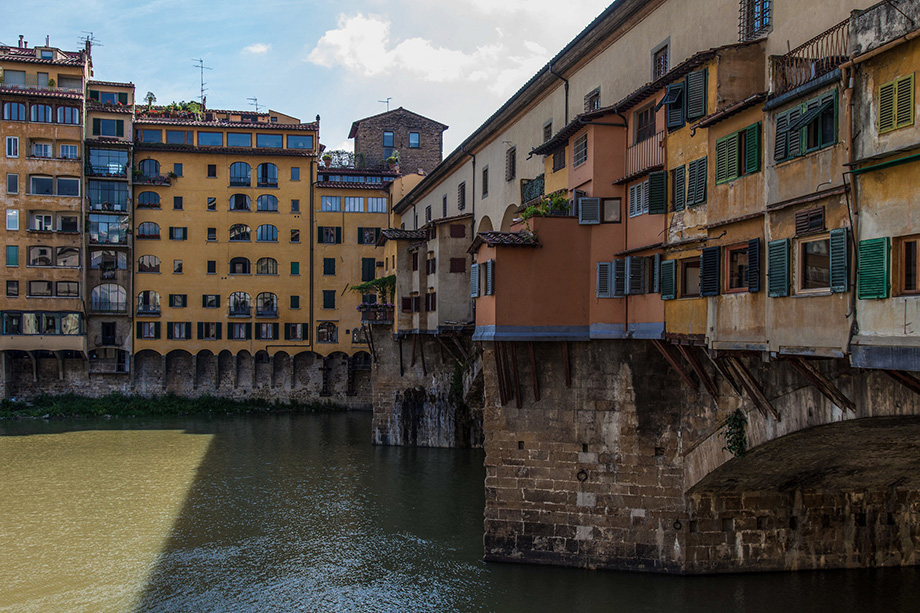 будинки над водою