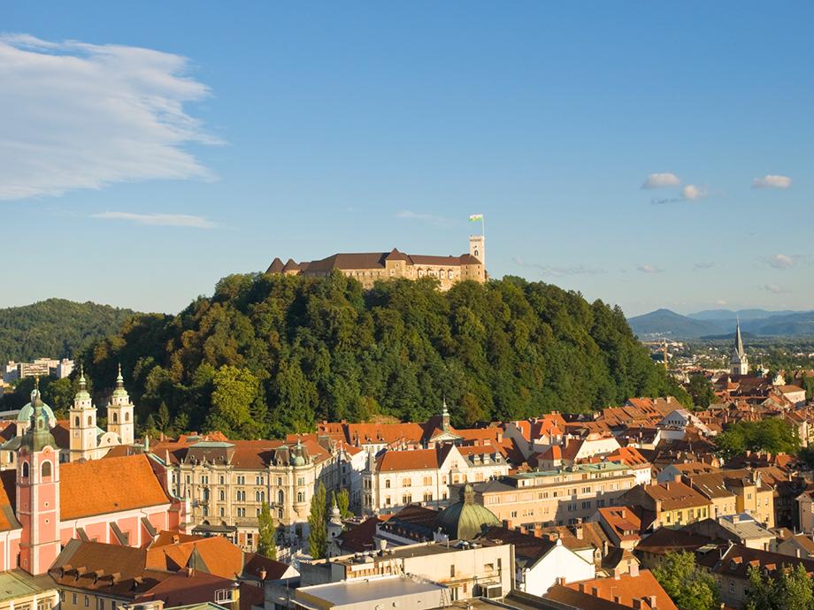 Змаок в Любляні
